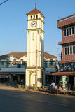 Великобританская колониальная башня Purcell на Pyin u Lwin Стоковое Изображение RF
