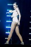 Великобританская поп-звезда Джесси j Стоковые Изображения RF