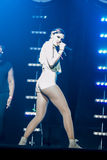 Великобританская поп-звезда Джесси j Стоковая Фотография