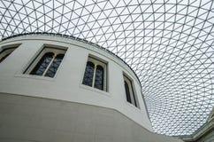 Великобританский музей Стоковые Фотографии RF