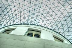 Великобританский музей 2 Стоковое Изображение