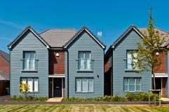 Великобританский дом Стоковое Изображение RF