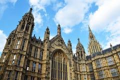 великобританский парламент Стоковая Фотография RF