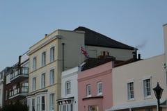 великобританский флаг Стоковая Фотография RF