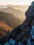 Великолепие горы Стоковое Изображение RF