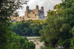 Величественный Central Park западный Стоковые Изображения
