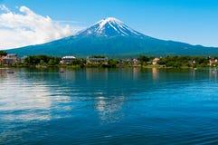 Величественный Mt Фудзи стоковые фотографии rf
