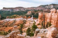 Величие природы, национального парка каньона Bryce, Юты, США Стоковая Фотография