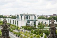 Ведомство канцлера в Берлине Стоковые Изображения