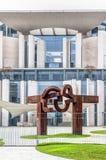 ведомство канцлера федеральное - немец стоковая фотография