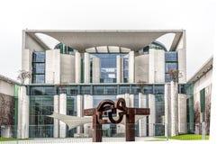 ведомство канцлера федеральное - немец стоковые изображения rf