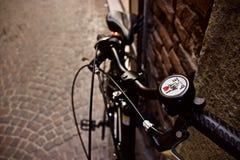 Велосипед влюбленности Стоковые Фотографии RF
