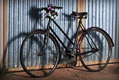 Велосипед год сбора винограда Стоковые Фото