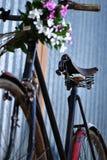 Велосипед год сбора винограда Стоковое фото RF