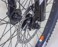 Велосипед дискового тормоза Стоковое Изображение RF