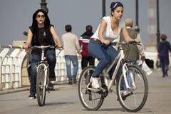 Велосипедисты, Бейрут Стоковое Фото