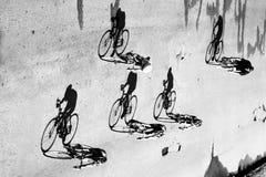 Велосипед & как Стоковая Фотография