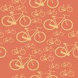 Велосипед картины Стоковое Фото