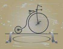 Велосипед мой больш-дед Стоковое Изображение RF