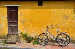 Велосипед на Hoi Стоковые Изображения