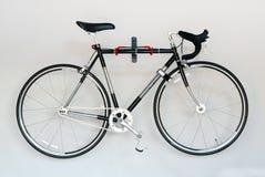 Велосипед дороги гонки на белизне Стоковая Фотография RF