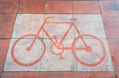 Велосипед дороги Стоковое фото RF