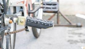 Велосипед педали стоковая фотография