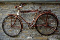 велосипед ржавый Стоковое Изображение