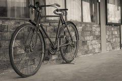 велосипед старый Стоковые Фотографии RF