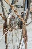 велосипед старый Стоковые Изображения RF