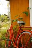 велосипед старый Стоковая Фотография RF