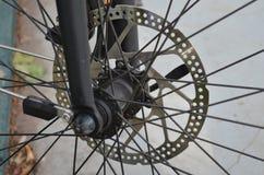 Велосипед с частью тормозов Стоковое Фото