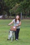 Велосипед трейлера Стоковые Фото