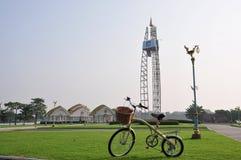 Велосипед Стоковое Изображение RF