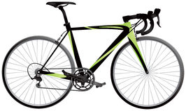 Велосипед иллюстрация вектора