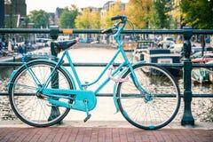 велосипед amsterdam стоковые изображения rf