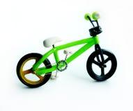 Велосипед handmade от глины полимера Стоковые Изображения