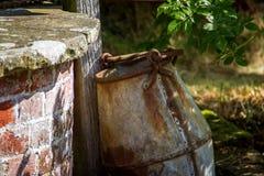 Ведро воды Стоковое Фото