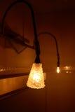Ведьма лампы использована вне Стоковые Изображения