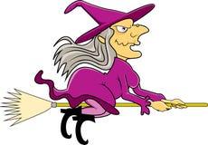 Ведьма Стоковое Изображение RF
