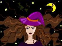 Ведьма Стоковые Изображения RF