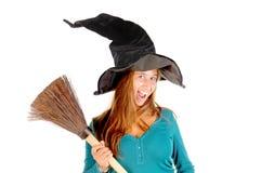ведьма стоковая фотография