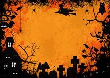ведьма grunge Стоковые Фотографии RF