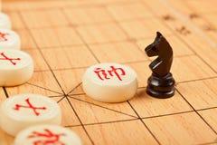 Взаимодействуйте с китайской культурой Стоковые Фотографии RF