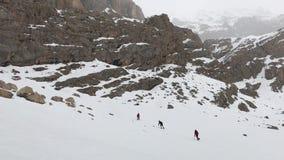 Взбираться альпинистов