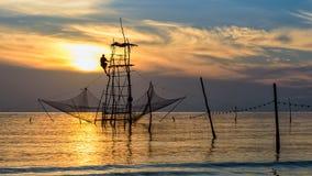 Взбираясь ловушка рыб Стоковые Изображения