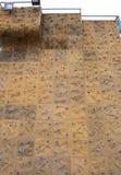 взбираясь стена утеса Стоковое фото RF