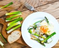 Взбитые яйца стоковая фотография