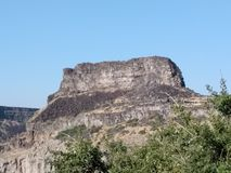 Взгляды ландшафта Айдахо стоковые изображения rf