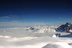 взгляды наклона горы Стоковое Изображение RF